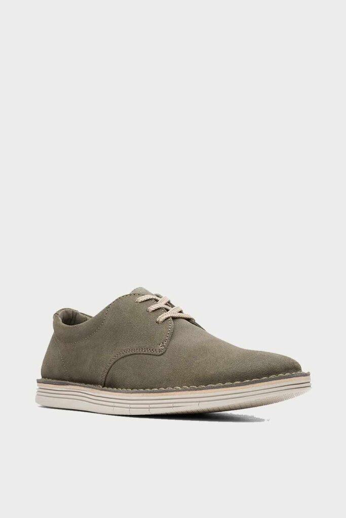 spiridoula metheniti shoes xalkida p Forge Vibe clarks olive suede 3