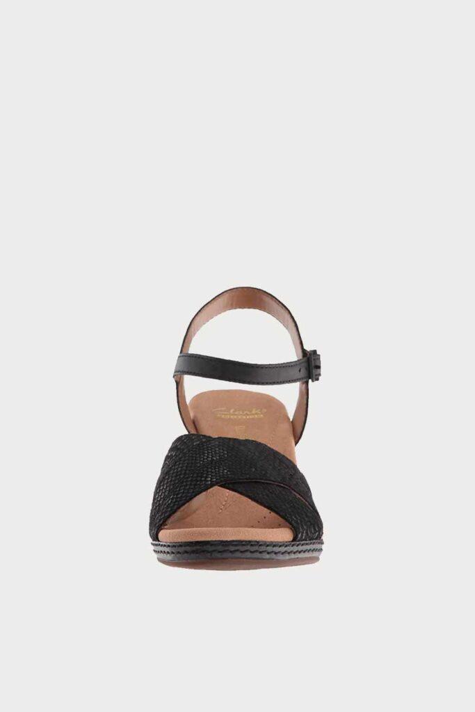 spiridoula metheniti shoes xalkida p Helio Latitude clarks black leather 5