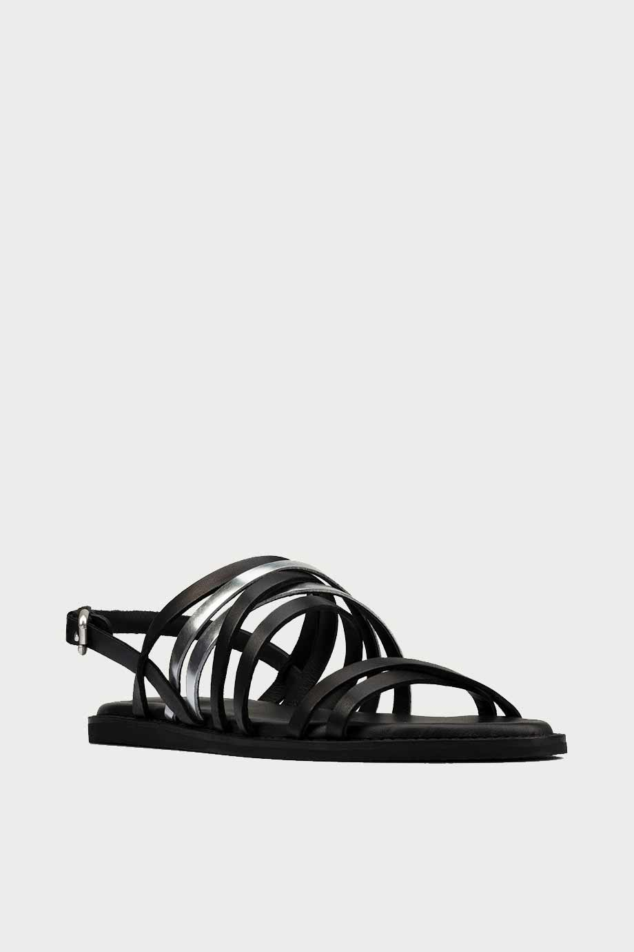 spiridoula metheniti shoes xalkida p Karsea Ankle clarks black combi lea 2