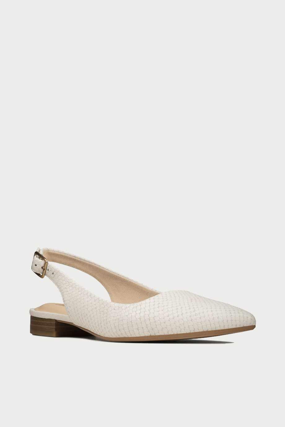 spiridoula metheniti shoes xalkida p Laina 15 Sling clarks white snake 2 1