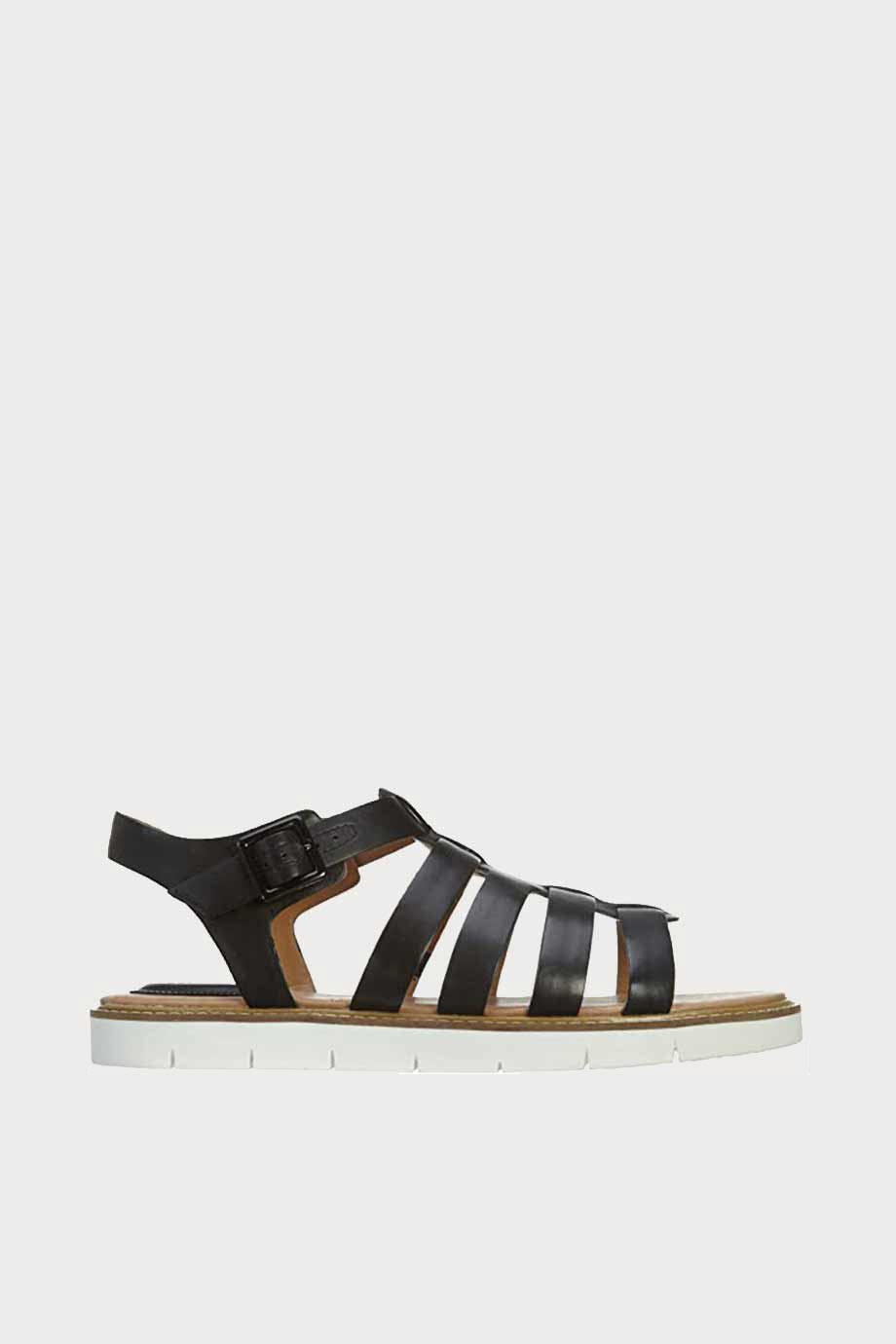 spiridoula metheniti shoes xalkida p Lydie Kona clarks black leather 2 1