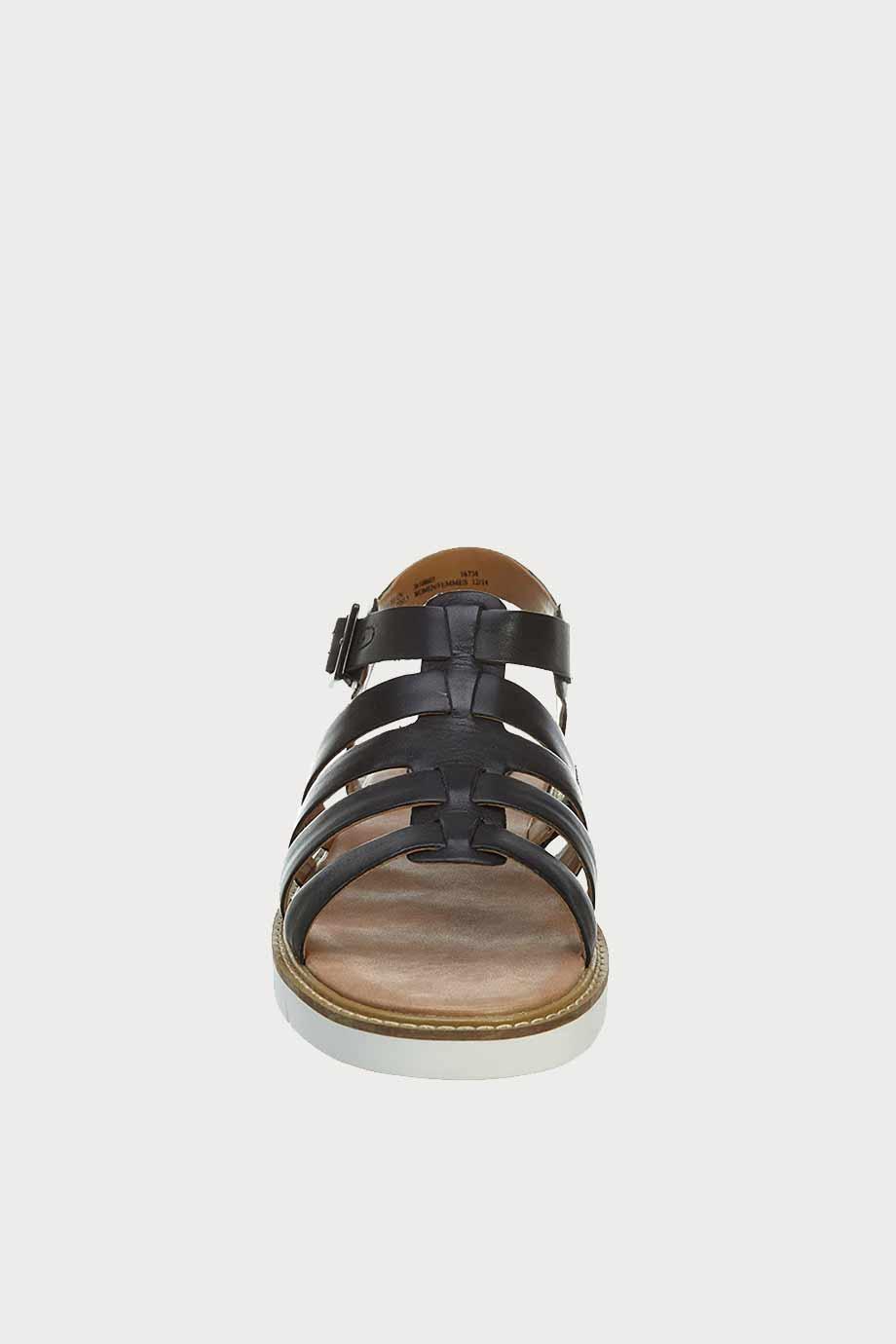 spiridoula metheniti shoes xalkida p Lydie Kona clarks black leather 5