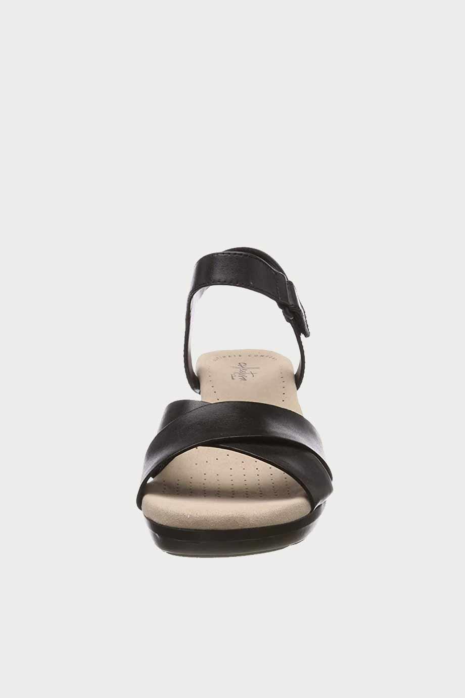 spiridoula metheniti shoes xalkida p Lynette Deb clarks black leather 2