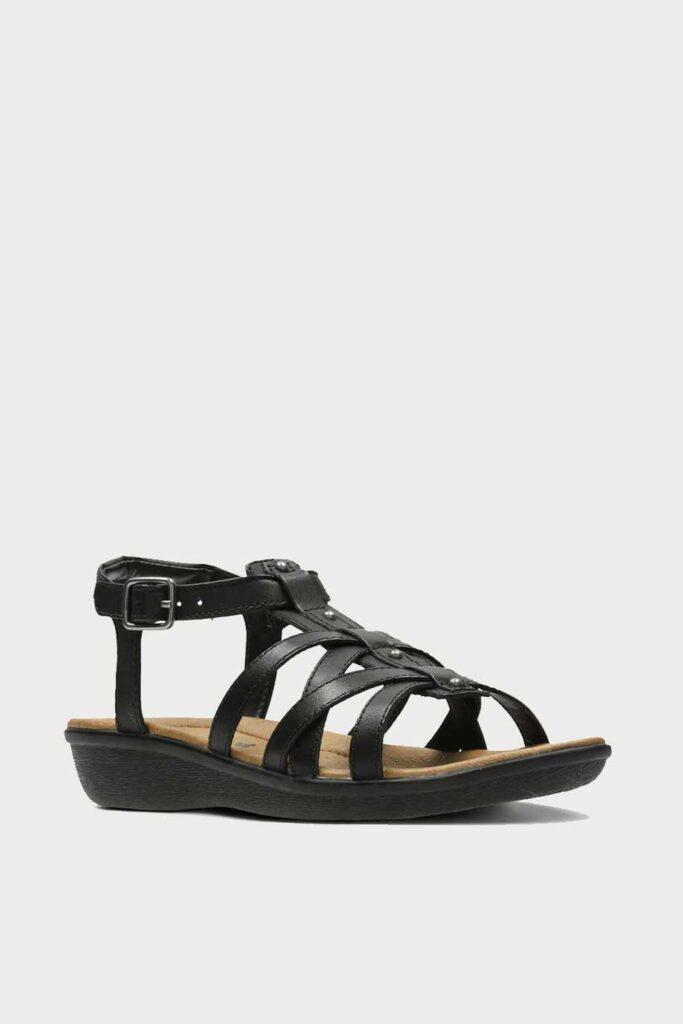 spiridoula metheniti shoes xalkida p Manilla Bonita clarks black leather 2