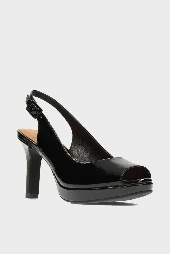 spiridoula metheniti shoes xalkida p Mayra Blossom clarks black patent 1
