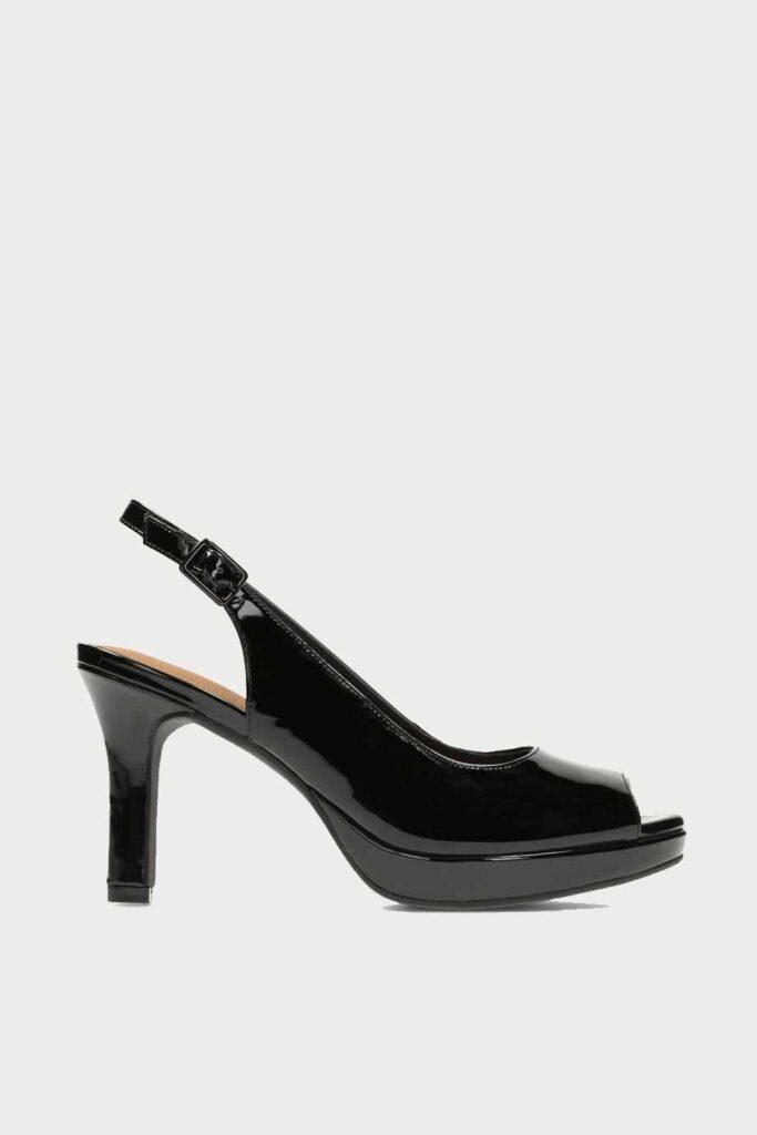 spiridoula metheniti shoes xalkida p Mayra Blossom clarks black patent 4