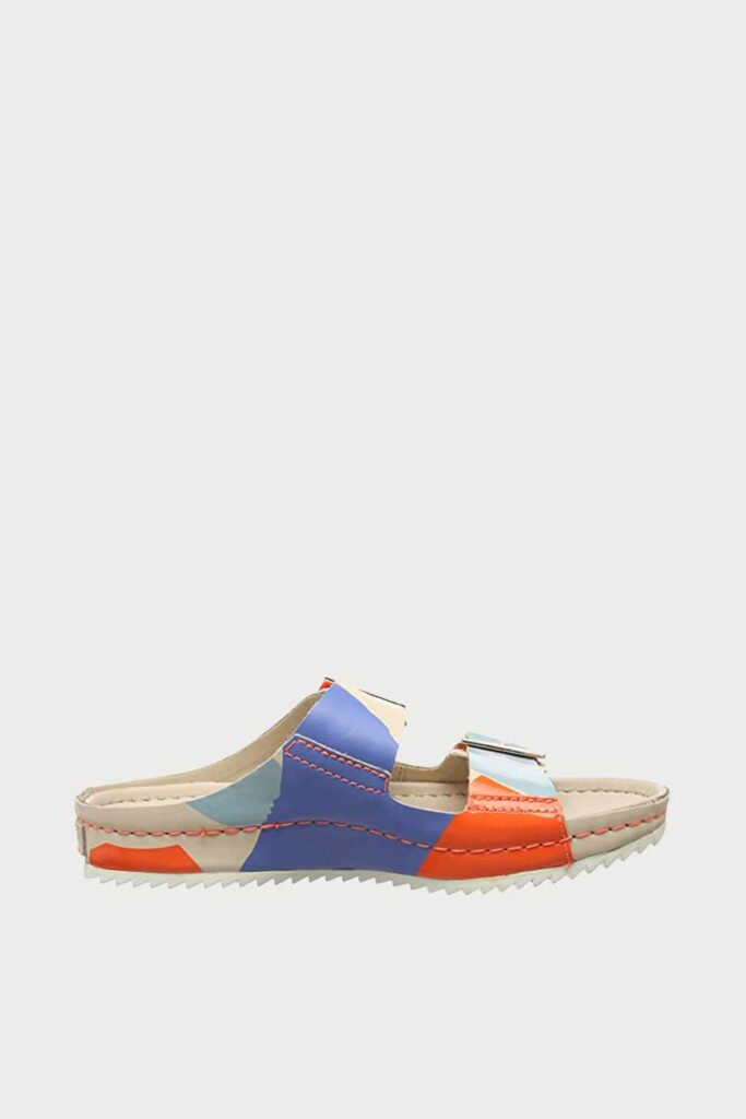 spiridoula metheniti shoes xalkida p Netrix Rose clarks multicolor 6