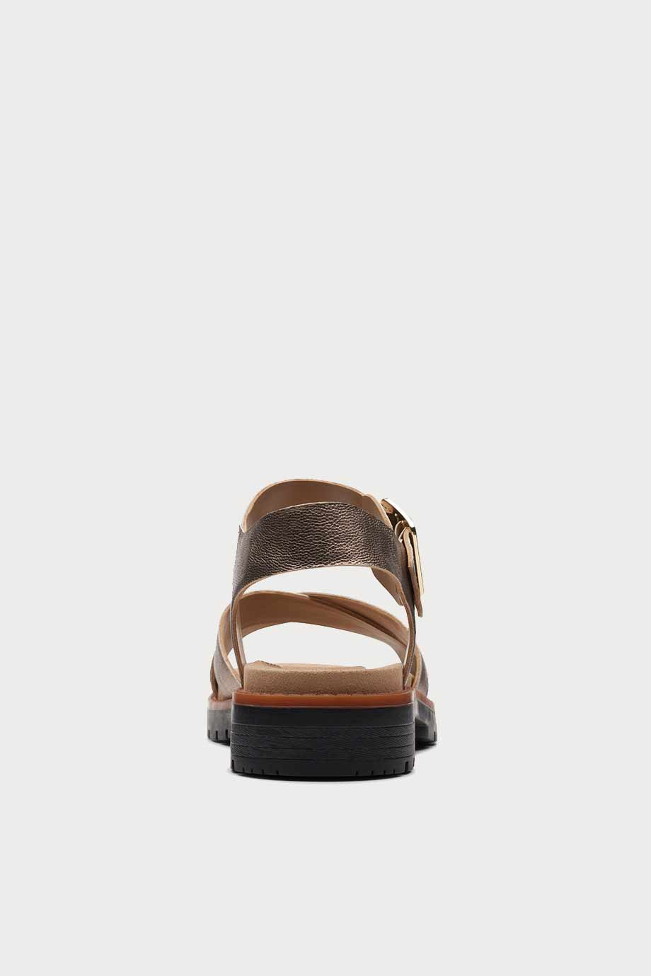 spiridoula metheniti shoes xalkida p Orinoco Strap clarks metallic 6