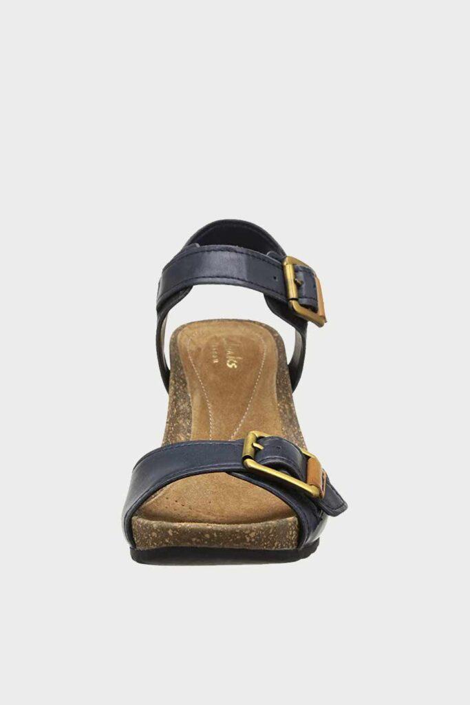 spiridoula metheniti shoes xalkida p Overly Sparkle clarks navy leather 3