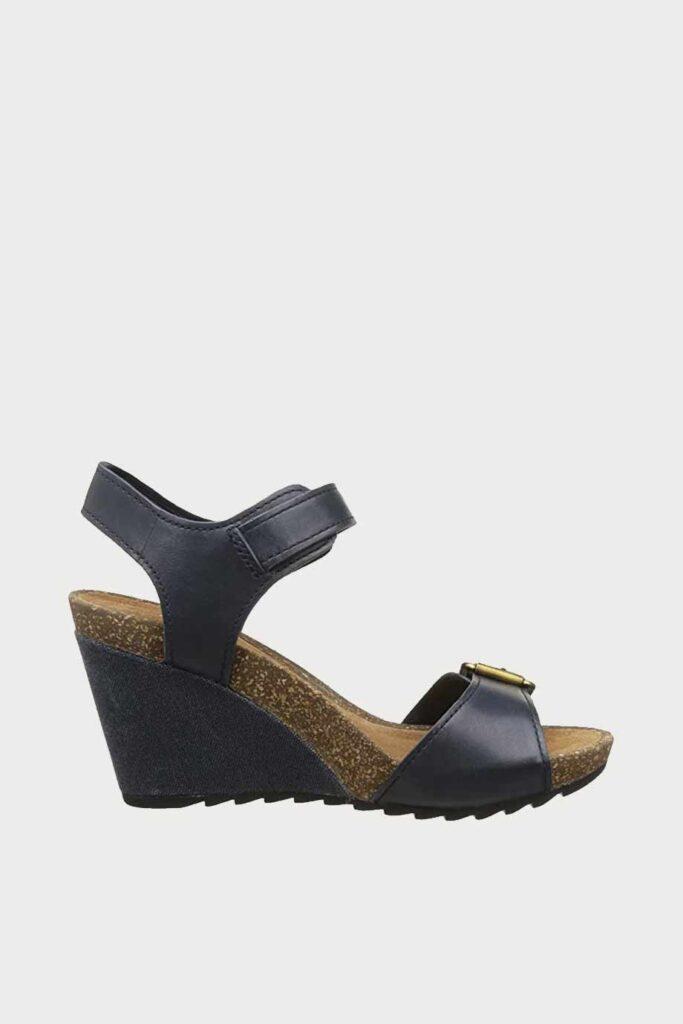 spiridoula metheniti shoes xalkida p Overly Sparkle clarks navy leather 4