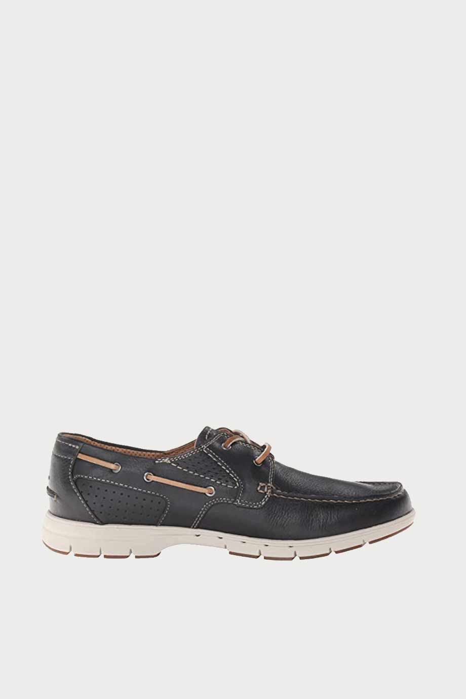 spiridoula metheniti shoes xalkida p Unnautical Sea clarks navy leather 2