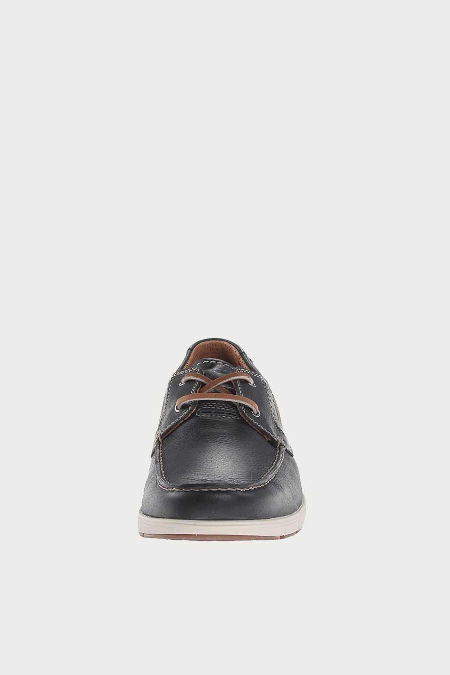 spiridoula metheniti shoes xalkida p Unnautical Sea clarks navy leather 4