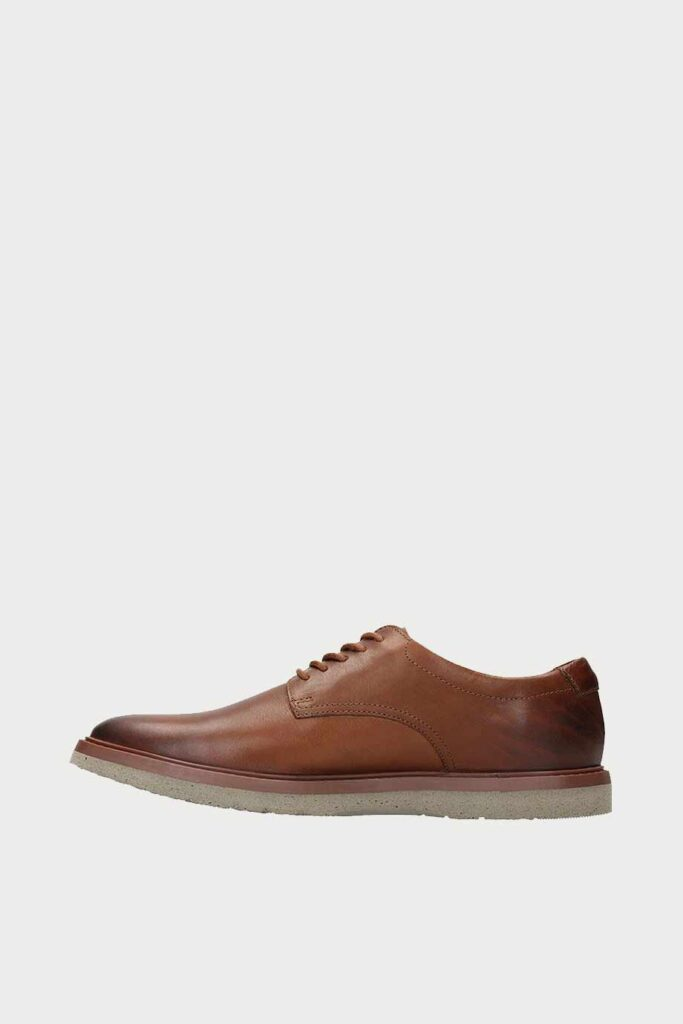 spiridoula metheniti shoes xalkida p Bonnington Lace clarks british tan leather 1
