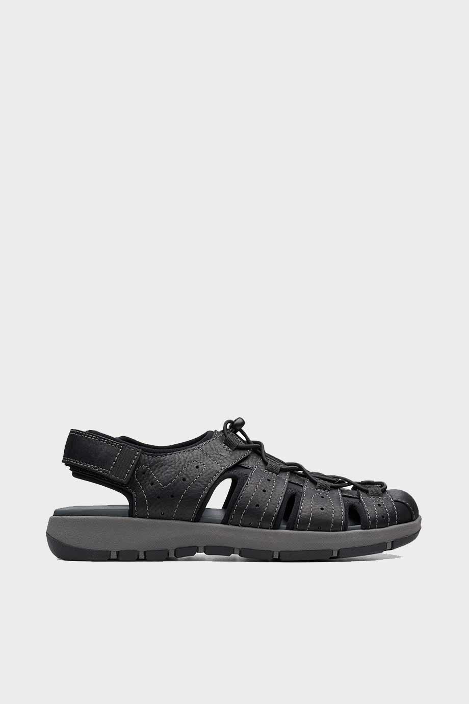 spiridoula metheniti shoes xalkida p Brixby Cove clarks black leather 1