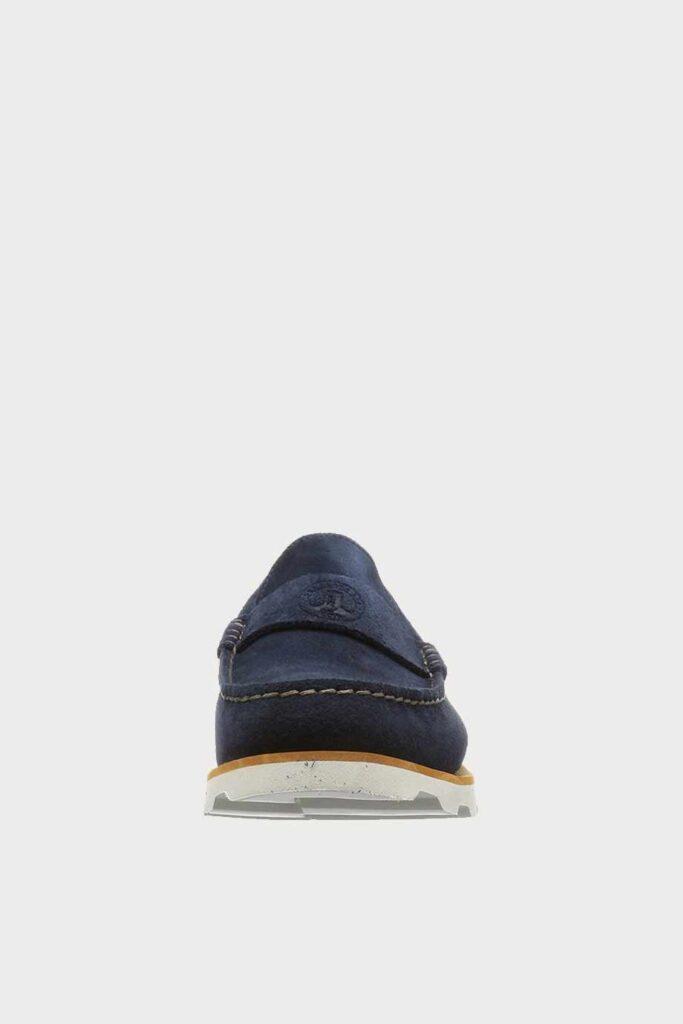 spiridoula metheniti shoes xalkida p Dakin Edge clarks navy suede 1