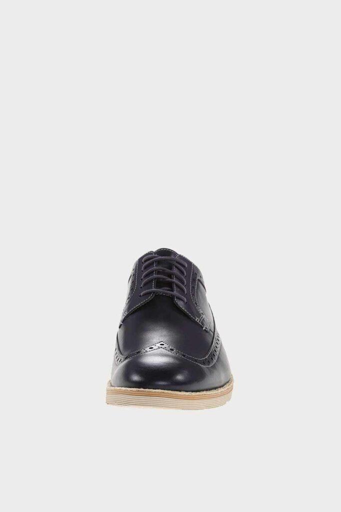 spiridoula metheniti shoes xalkida p Gamberson Limit dark blue leather 1