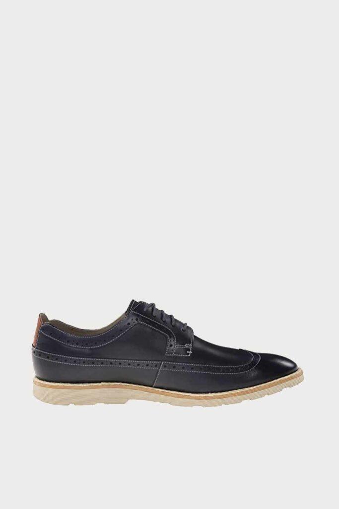 spiridoula metheniti shoes xalkida p Gamberson Limit dark blue leather 6