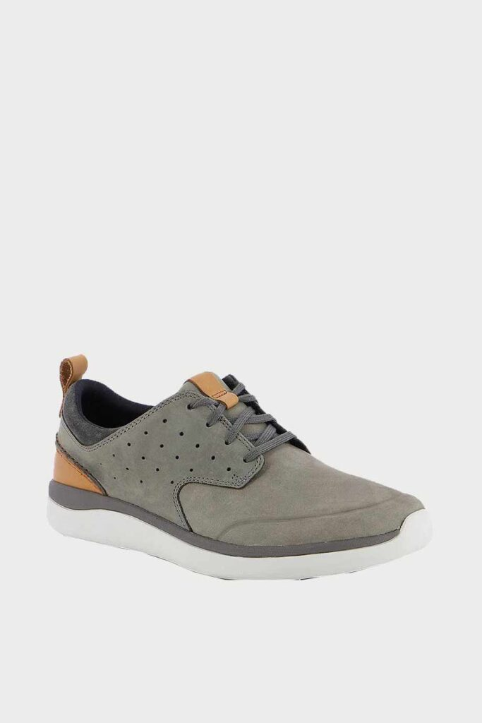 spiridoula metheniti shoes xalkida p Garratt Lace clarks grey nubuvk 2