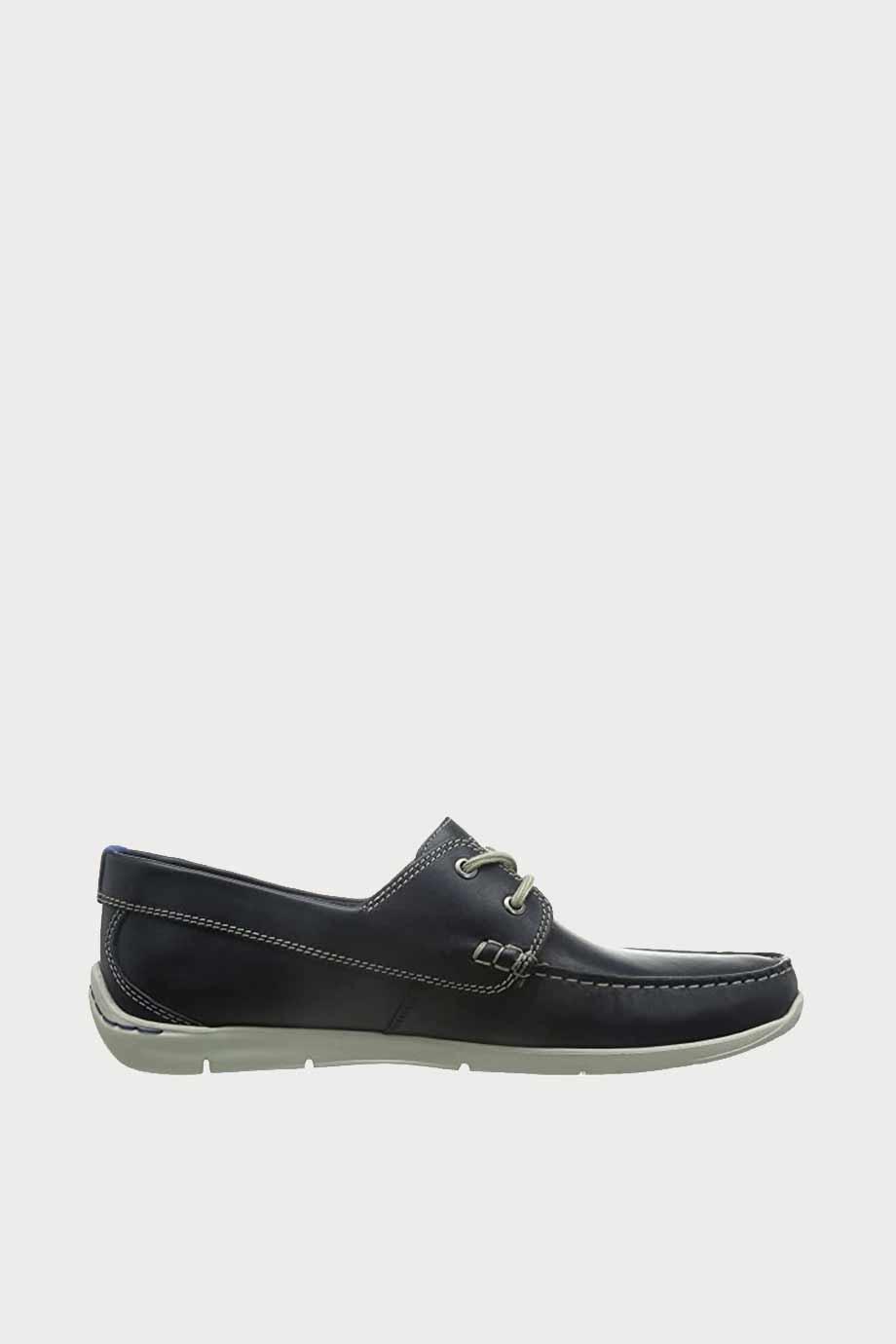 spiridoula metheniti shoes xalkida p Karlock Step clarks navy leather 4