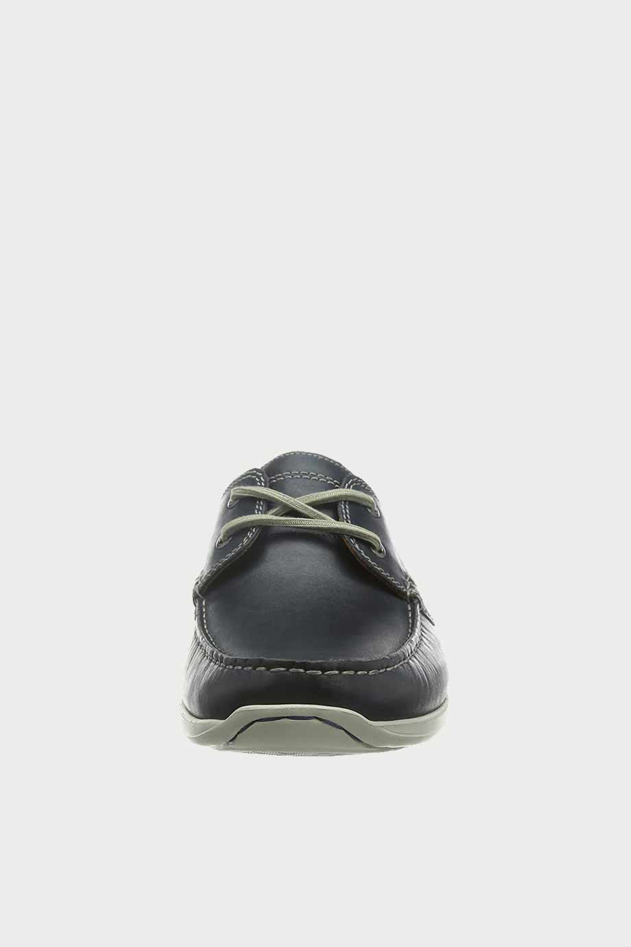 spiridoula metheniti shoes xalkida p Karlock Step clarks navy leather 5