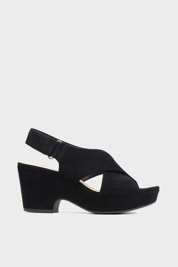 spiridoula metheniti shoes xalkida p Maritsa Lara clarks black suede 1