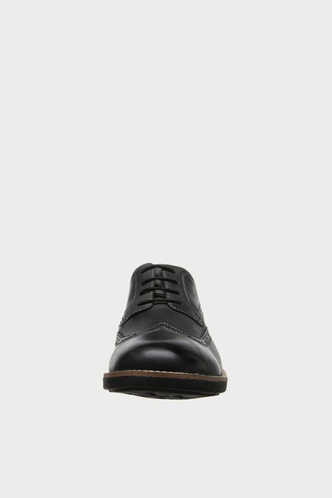 spiridoula metheniti shoes xalkida p Raspin Brogue clarks black leather 3