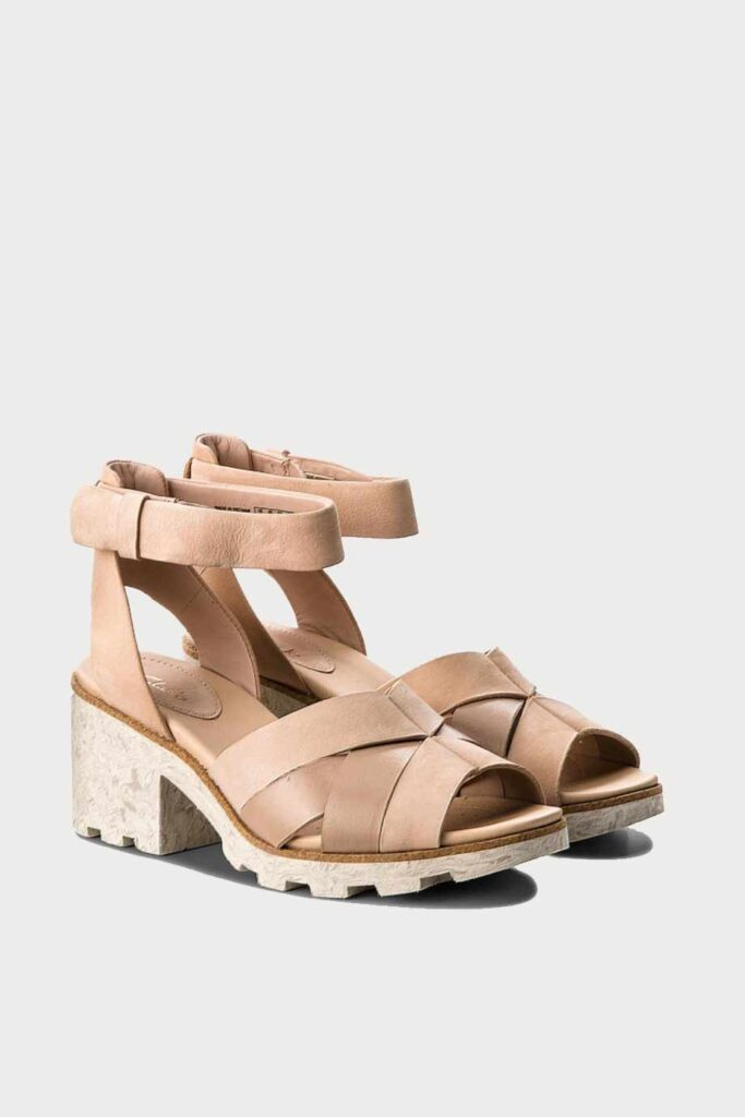 spiridoula metheniti shoes xalkida p Rene Daisy clarks nude pink combi 2
