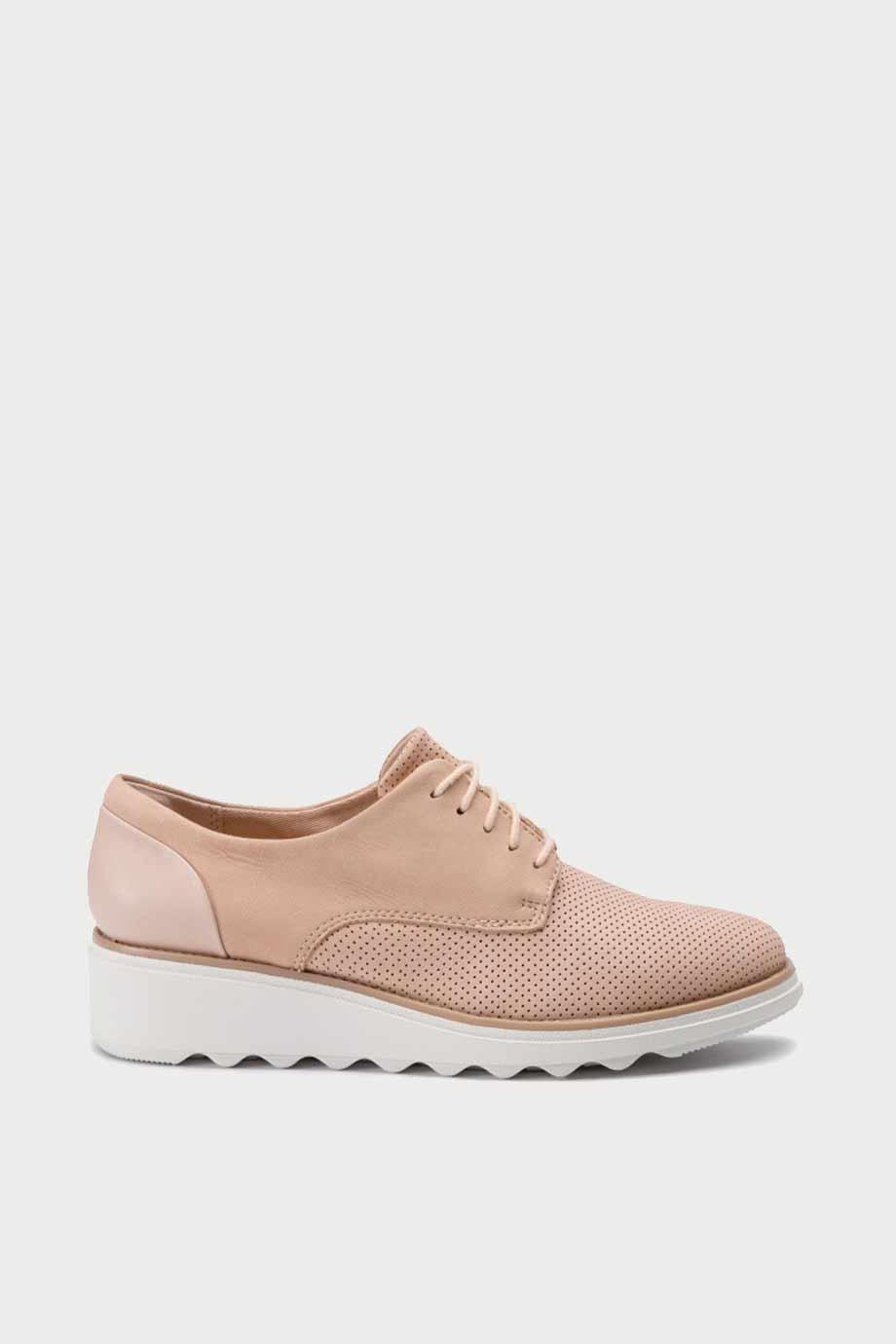 spiridoula metheniti shoes xalkida p Sharon Crystal clarks blush nubuck 2