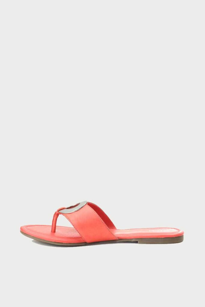 spiridoula metheniti shoes xalkida p Silvi Stripe clarks coral leather 2
