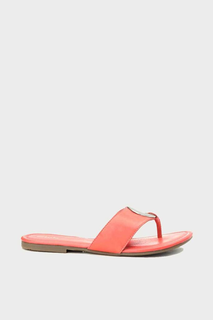 spiridoula metheniti shoes xalkida p Silvi Stripe clarks coral leather 4