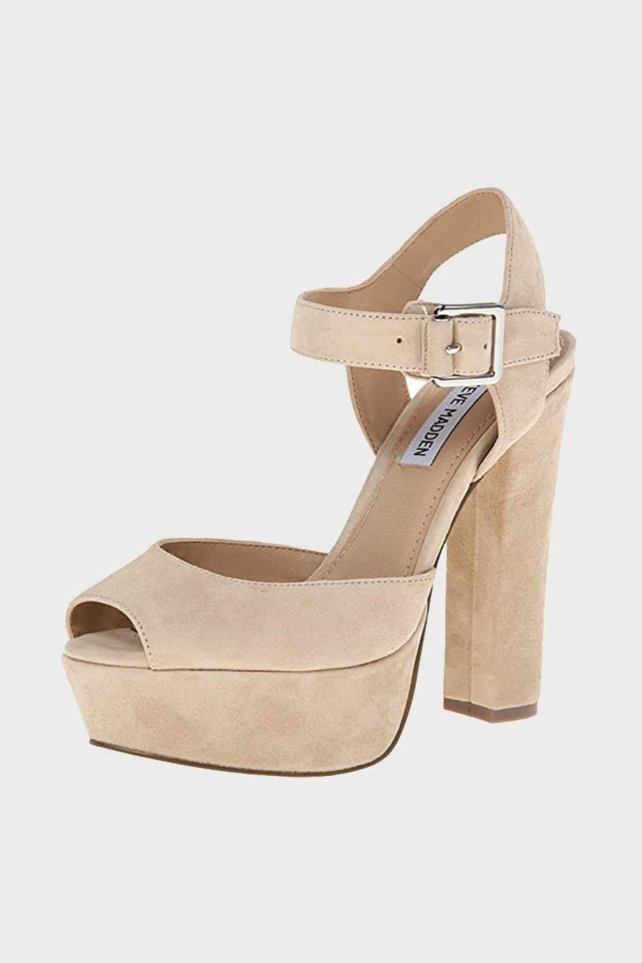 spiridoula metheniti shoes xalkida p Steve Madden 115744 Jillyy clarks blush suede 2