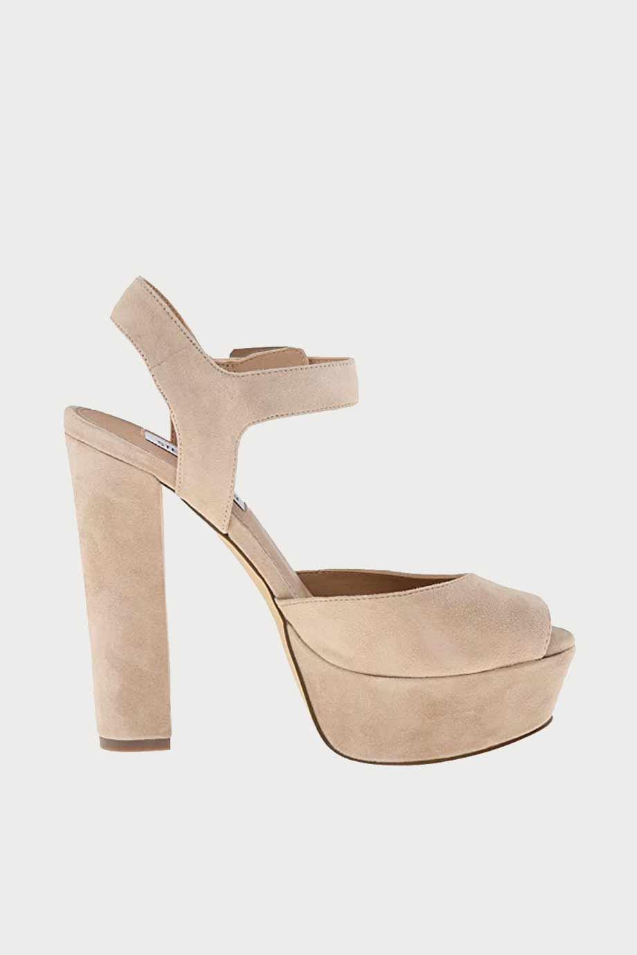 spiridoula metheniti shoes xalkida p Steve Madden 115744 Jillyy clarks blush suede 3