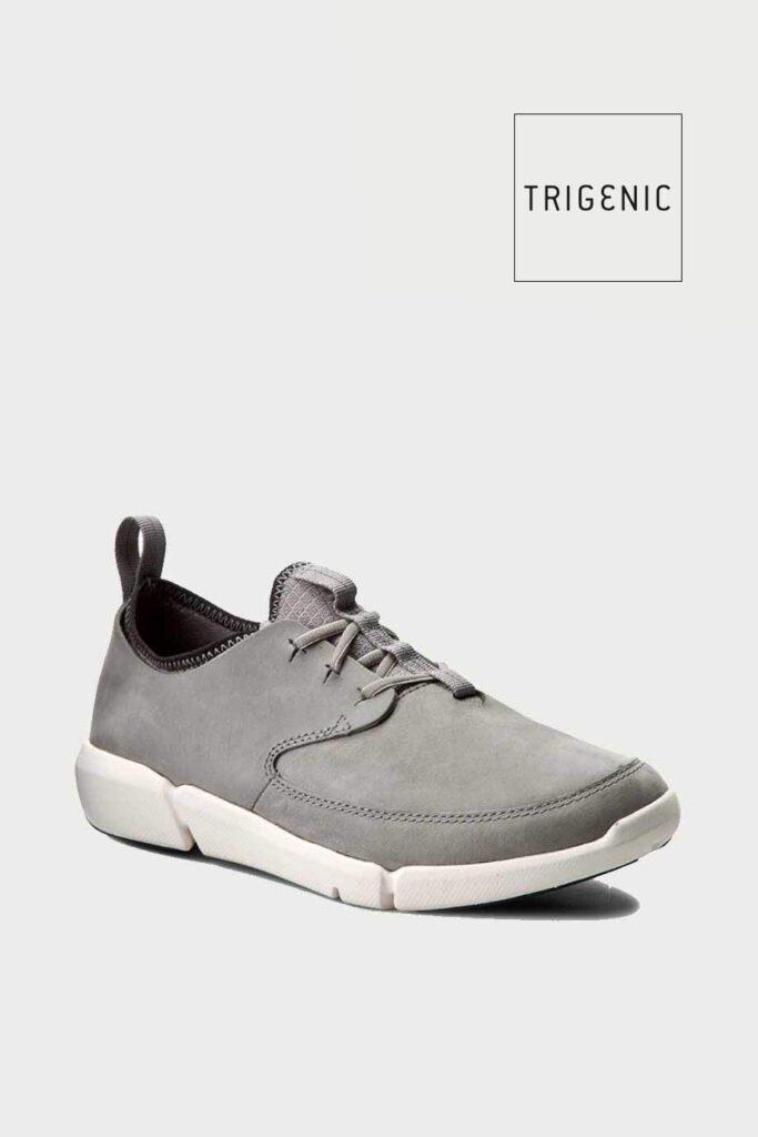 spiridoula metheniti shoes xalkida p Tri Flow Form clraks grey nubuck 1 1