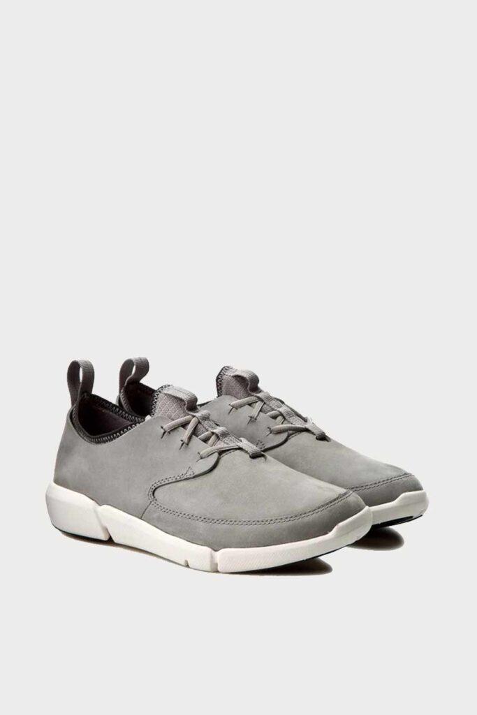 spiridoula metheniti shoes xalkida p Tri Flow Form clraks grey nubuck 2
