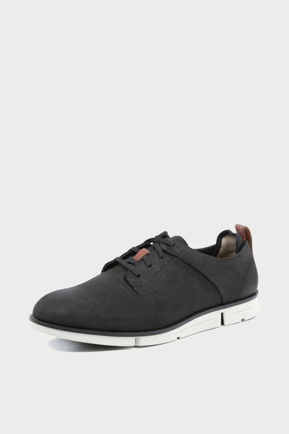 spiridoula metheniti shoes xalkida p Trigen Walk clarks black nubuck 1