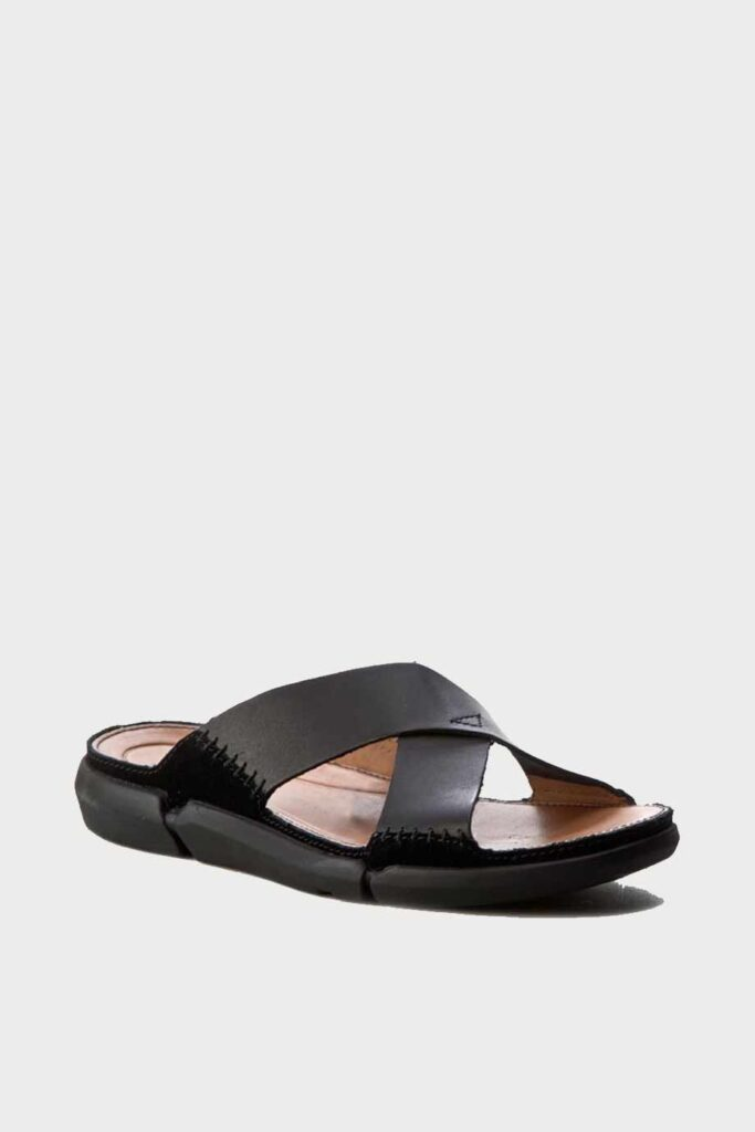 spiridoula metheniti shoes xalkida p Trisand Cross clarks black leather 1