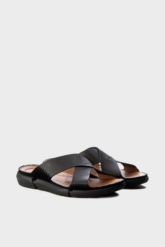 spiridoula metheniti shoes xalkida p Trisand Cross clarks black leather 2