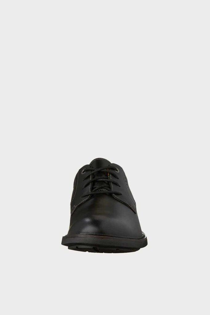 spiridoula metheniti shoes xalkida p Unelott Plain clarks black leather 6