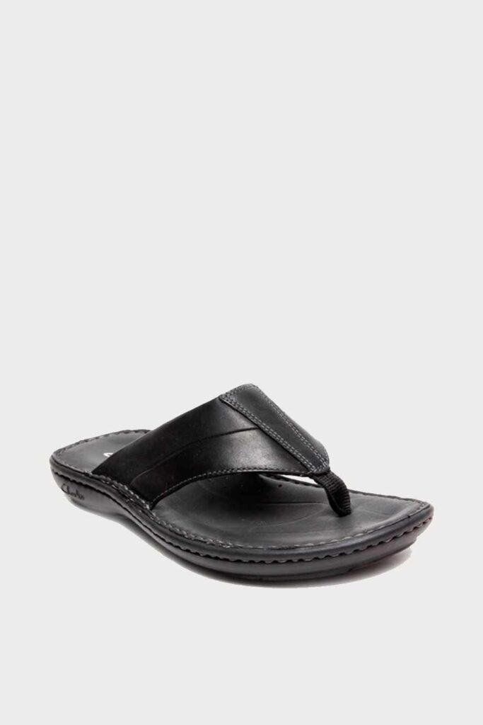 spiridoula metheniti shoes xalkida p Villa Beach clarks black leather 2