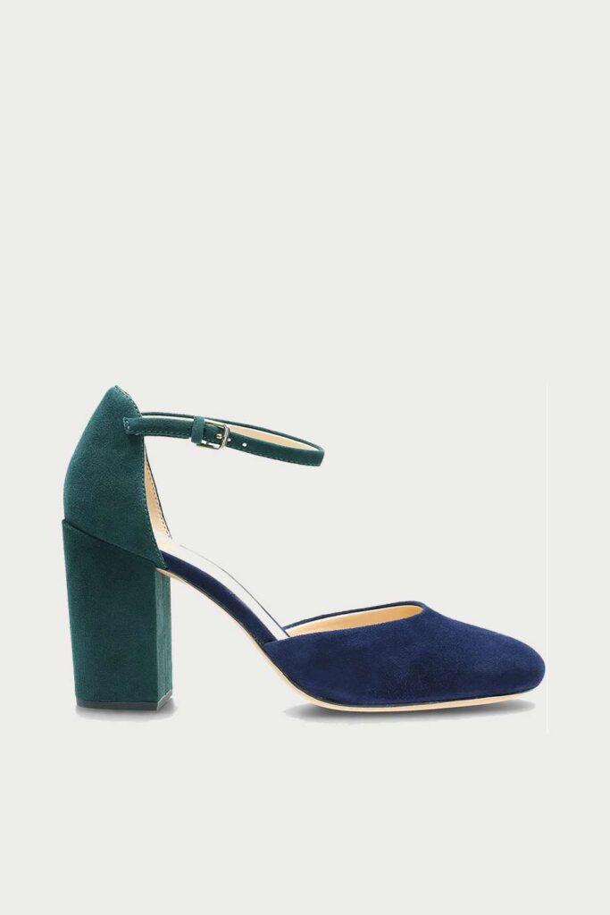spiridoula metheniti shoes xalkida p Amabel Tango Navy Combi Clarks1