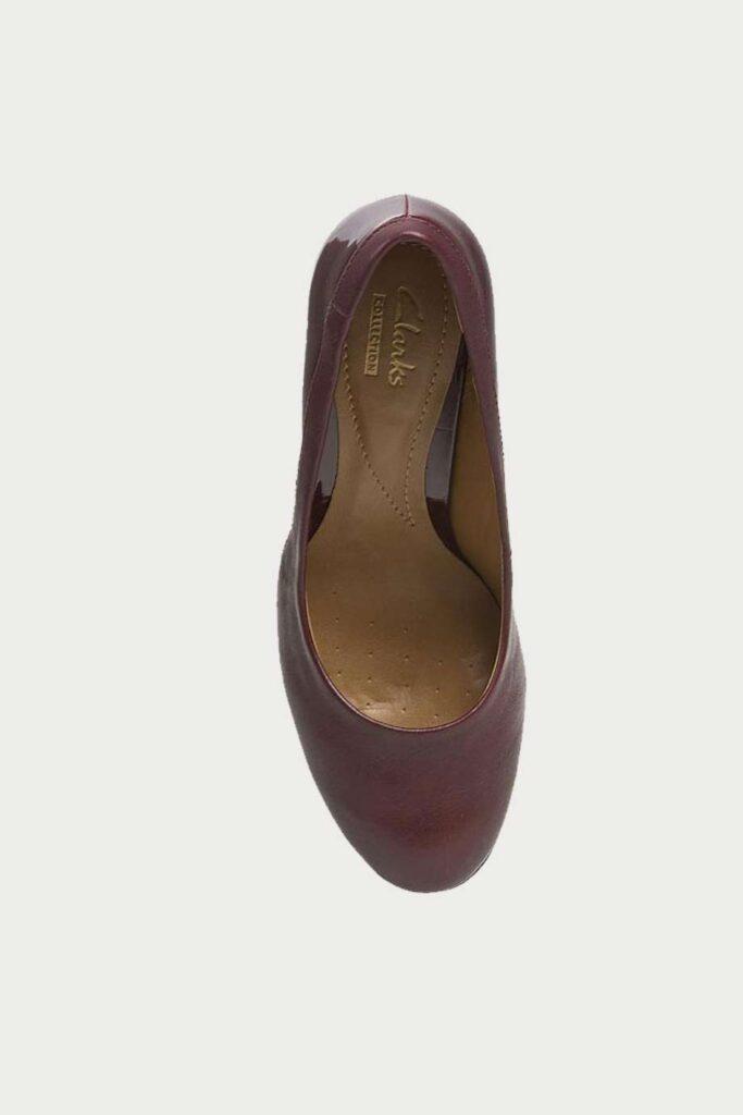 spiridoula metheniti shoes xalkida p Basil Auburn Burgundy clarks