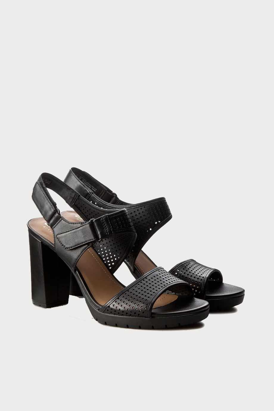 spiridoula metheniti shoes xalkida p Pastina Estate clarks black leather 1