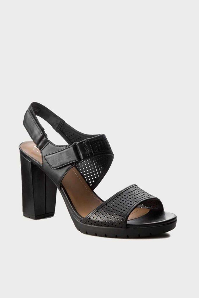 spiridoula metheniti shoes xalkida p Pastina Estate clarks black leather 4