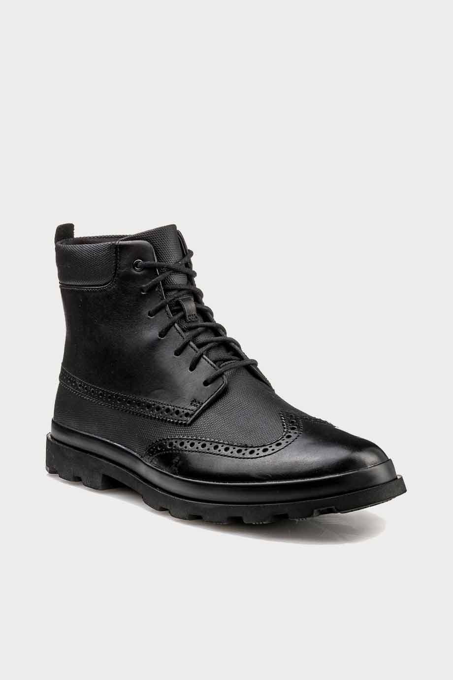 spiridoula metheniti shoes xalkida p Pilott Trip Black Leather Clarks