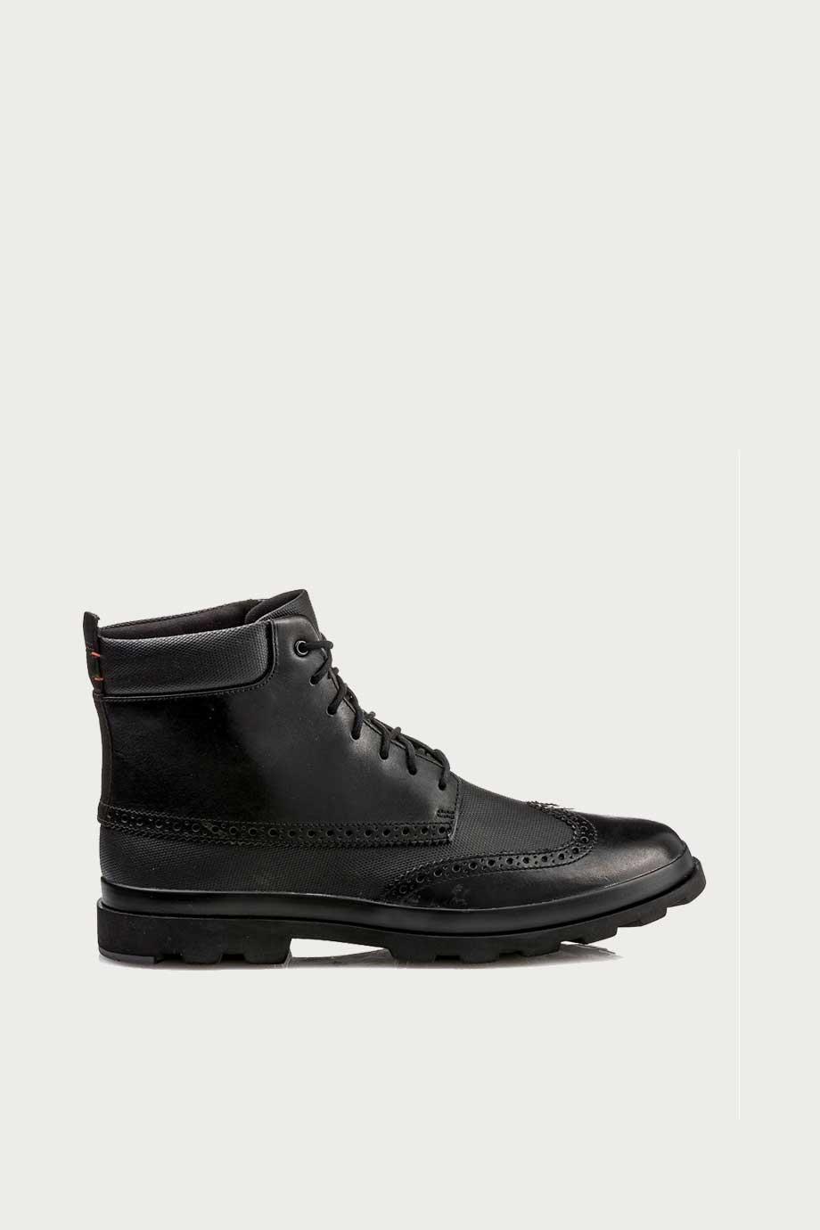 spiridoula metheniti shoes xalkida p Pilott Trip Black Leather Clarks1