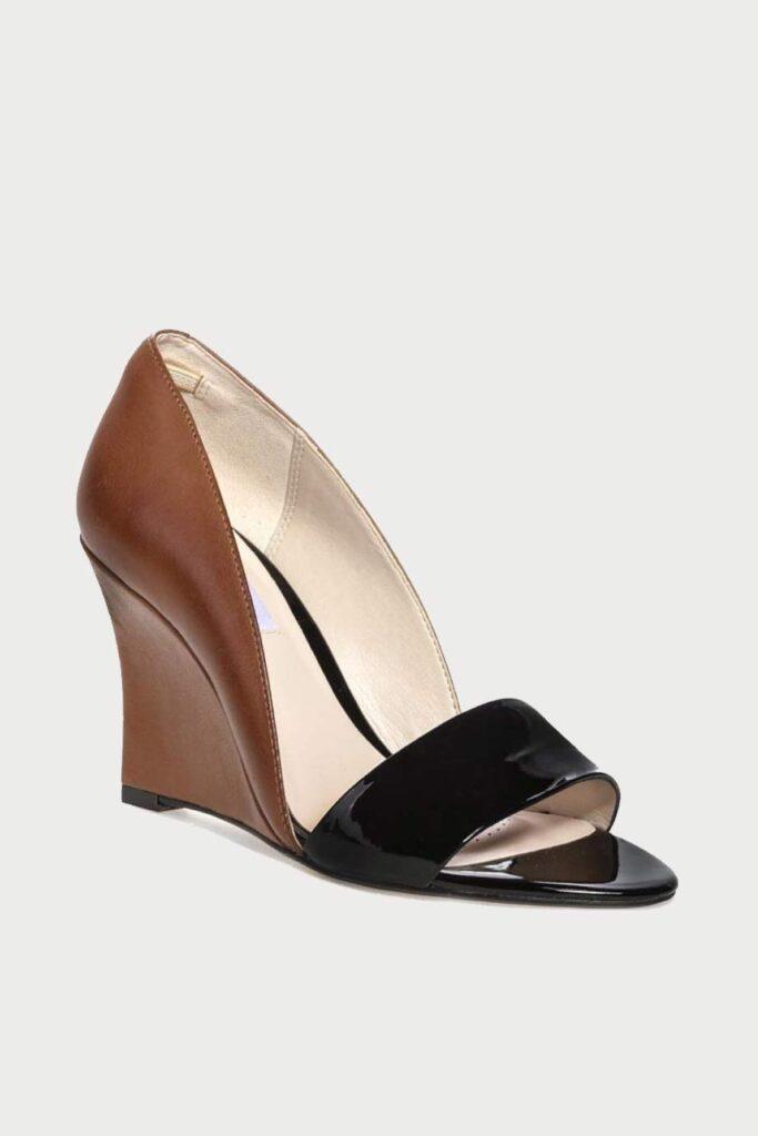 spiridoula metheniti shoes xalkida p Sateen Curtain Tan Leather Clarks