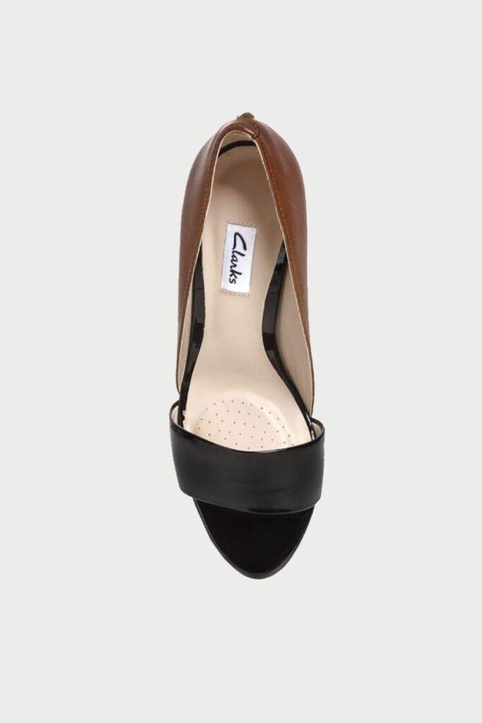 spiridoula metheniti shoes xalkida p Sateen Curtain Tan Leather Clarks3