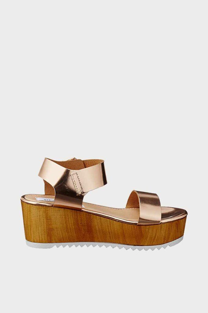 spiridoula metheniti shoes xalkida p Steve Madden Nylee clarks rose gold 3