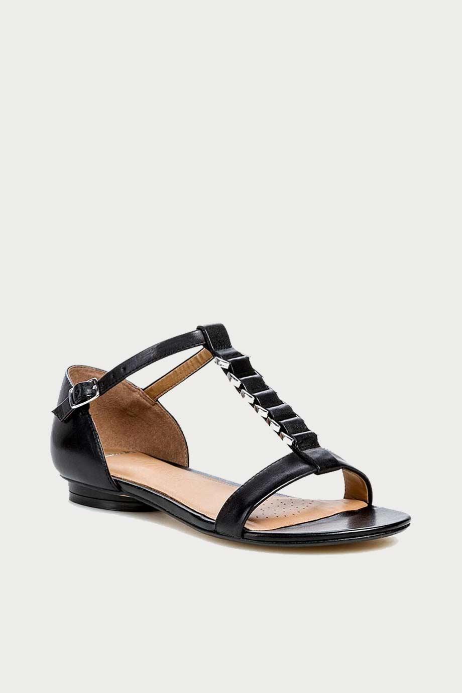 spiridoula metheniti shoes xalkida p Studio Beat Black Leather Clarks