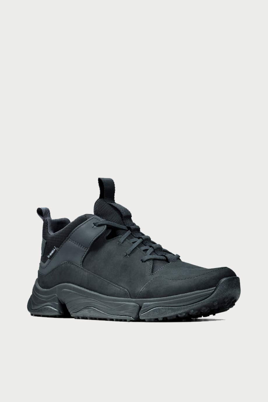 spiridoula metheniti shoes xalkida p Tri Path Mid Black Clarks1